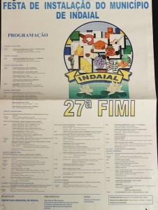 27ª FIMI