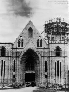 1962* – Contrução da Igreja Católica – Santa Inês
