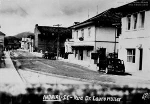 1960 (década) – Rua Lauro Müller