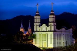 Igrejas, Católica e Ev. Luterana