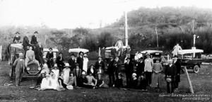 1925 – Pique-nique com Pastor Bühler