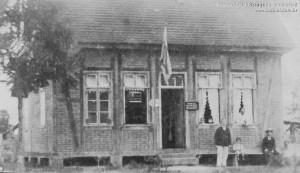 1907 – Primeiro Correio