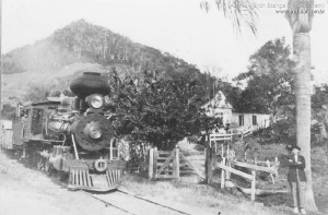 1935 – Trem
