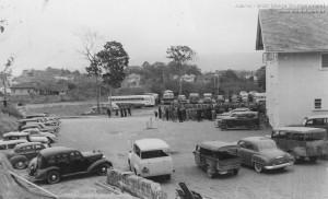 1955 – Inauguração da Soc. Recreativa Indaial