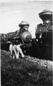 1935 - Acidente de Trem