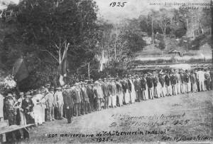 1925 – Schützeinverein