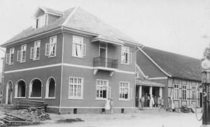 1928 – Hotel Hardt Recém Construído