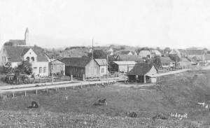 1932 – Centro