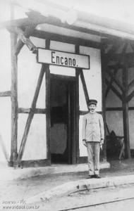 1909 - Agente Ferroviário