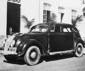 1950 – Automóvel Desoto Airflow