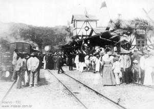1909 – Estação Warnow