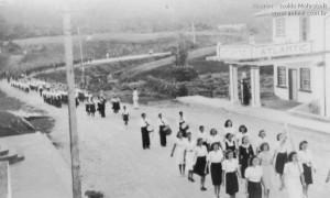 1945* – Desfile de 7 de Setembro – G.E. Raulino Horn