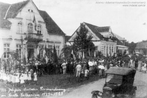 1929 – Centenário da Imigração Alemã