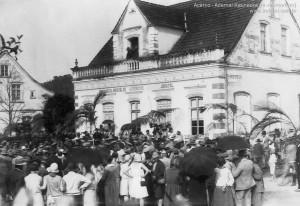 Década de 1920 - 7 de Setembro - Pharmacia Indayal