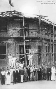 1947 – Festa da Cumieira – Contrução do Banco Inco