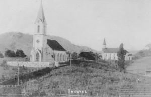 Década de 30 - Igrejas - Centro