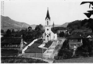1954 – Igreja Evangélica Luterana