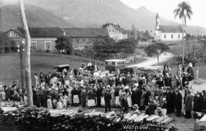 1934 – Comício no Warnow