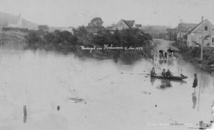1927 – Enchente